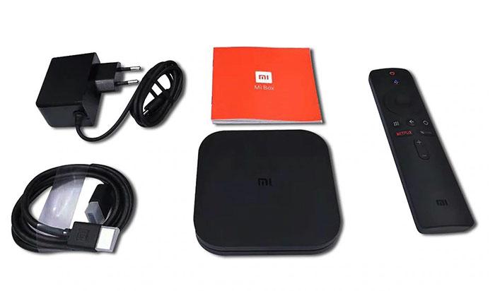 Android TV box xiaomi