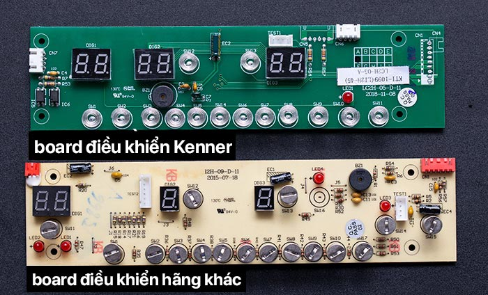 board điều khiển kenner