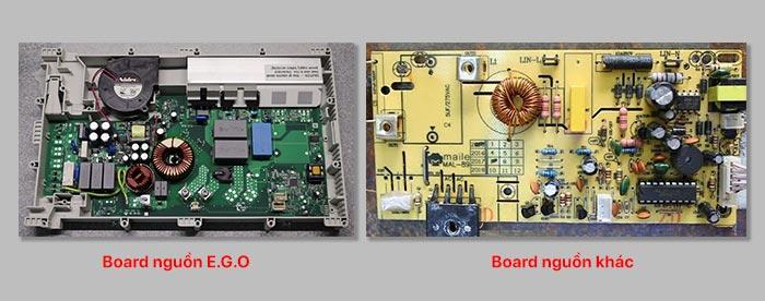 Board nguồn E.G.O (Đức) và board nguồn khác