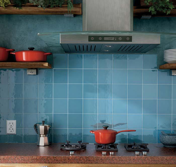 gạch thẻ ốp tường bếp