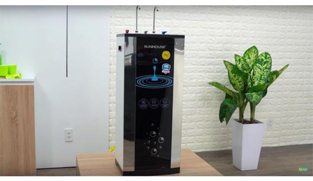 máy lọc nước Sunhouse SHR76210CK
