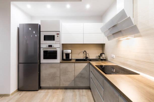 mẫu tủ bếp đẹp đơn giản