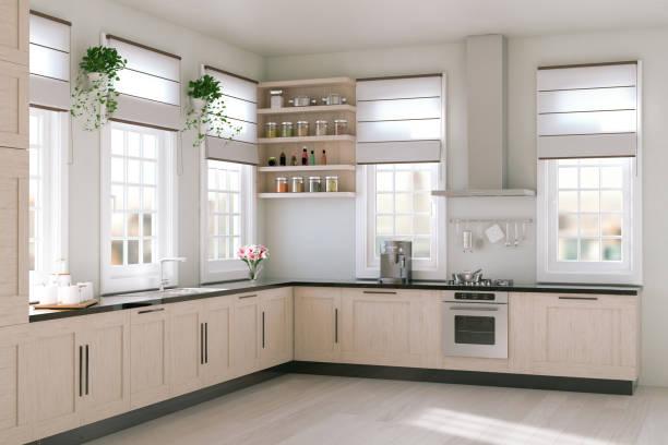 tủ bếp đẹp đơn giản