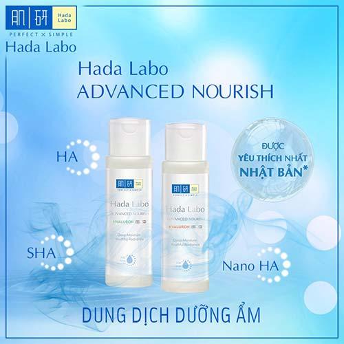 Hada Labo Advanced Nourish Lotion 170mm