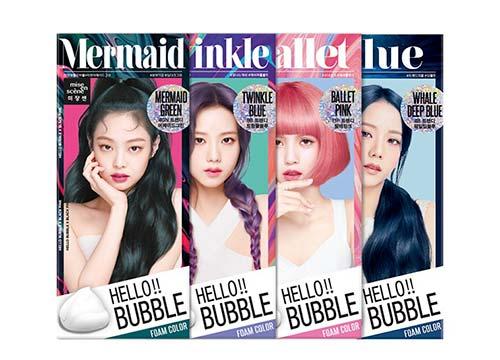 Hello Bubble Foam Mise En Scene